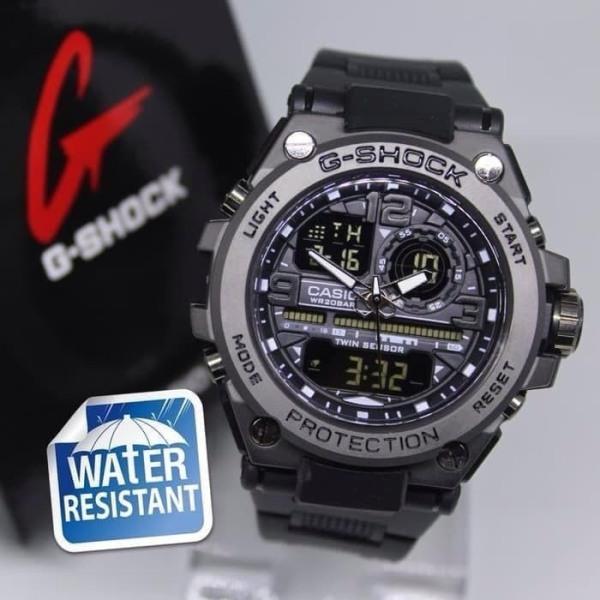 Đồng hồ nam Casio G-shock GTS 8600 Original –Chống nước 20Bar Viền Thép không gỉ, Nam tính, Mạnh mẽ, Full box bán chạy