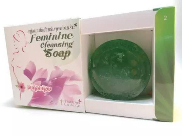 SOAP FEMININE XOÁ THÂM VÙNG KÍN, HỒNG CÔ BÉ , KHỮ MÙI giá rẻ