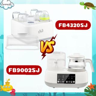 Máy tiệt trùng sấy khô bình sữa và hâm nước pha sữa FB4320SJ và FB9002SJ đa năng 5 trong 1 Multimax FatzBaby thumbnail