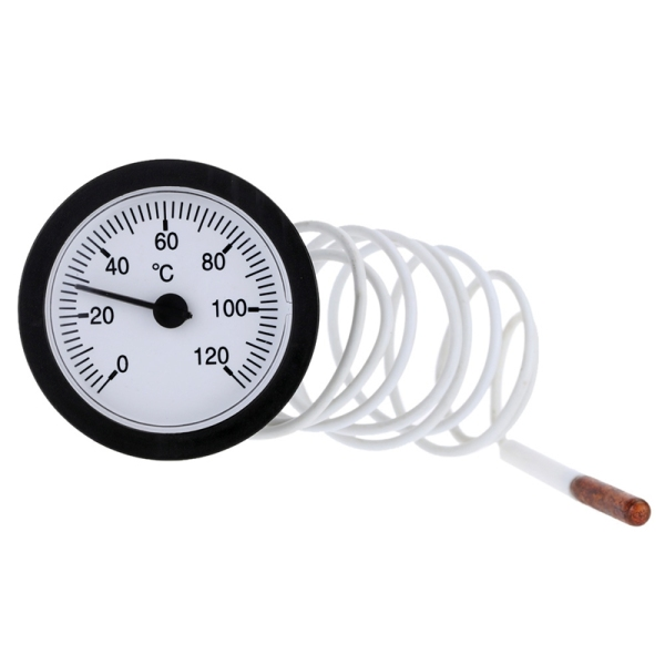 Bảng giá Ts-W53 Dial Type Thermometer Capillary Temperature Measuring Sensor 1.5 0-120 Celsius Measuring Water Liquid Điện máy Pico