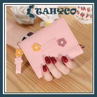 Ví cầm tay nữ mini tổng hợp giá rẻ học sinh cute Hàn Quốc chỉ với 10k 12k 15k TAHYCO thumbnail