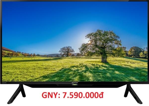 Bảng giá Smart Tivi Sharp 42 inch 2T-C42BG1X FHD