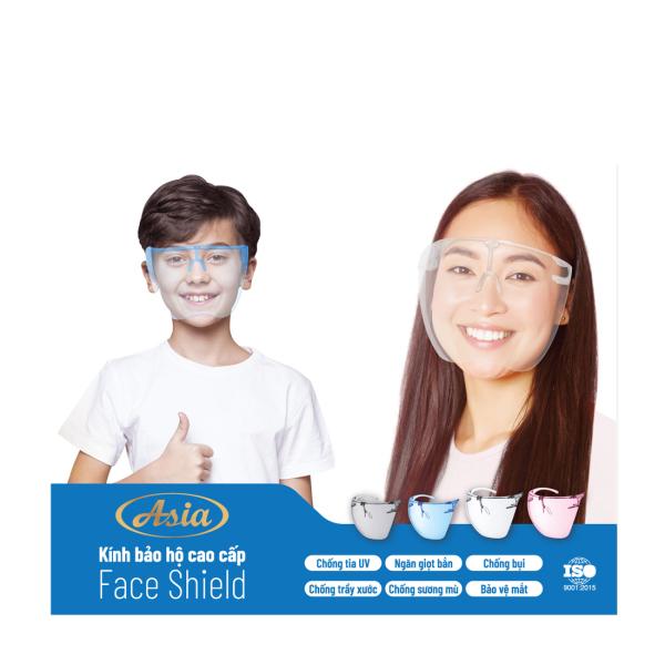 Giá bán Combo 5 Kính bảo hộ asia cao cấp (2 kính người lớn, 3 kính trẻ em trên 6 tuổi) bảo vệ sức khỏe, chống khói bụi cho cả gia đình