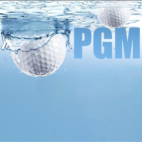Combo 10 Bóng Golf lõi kép nổi trên nước - PGM Q004