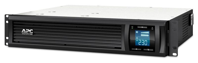 Bảng giá Bộ lưu điện: Smart-UPS C 1000VA LCD RM 2U 230V - SMC1000I-2U Phong Vũ