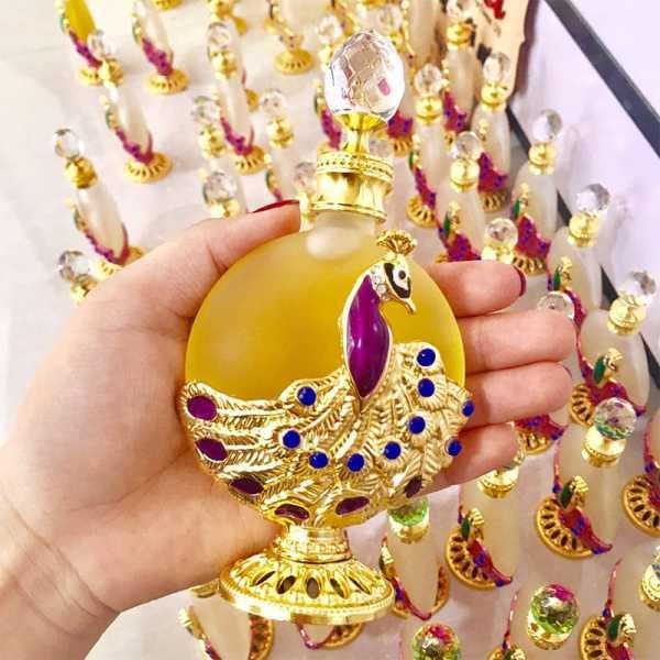 Tinh Dầu Nước Hoa Dubai Siêu Thơm Phượng Hoàng Vàng 35ml