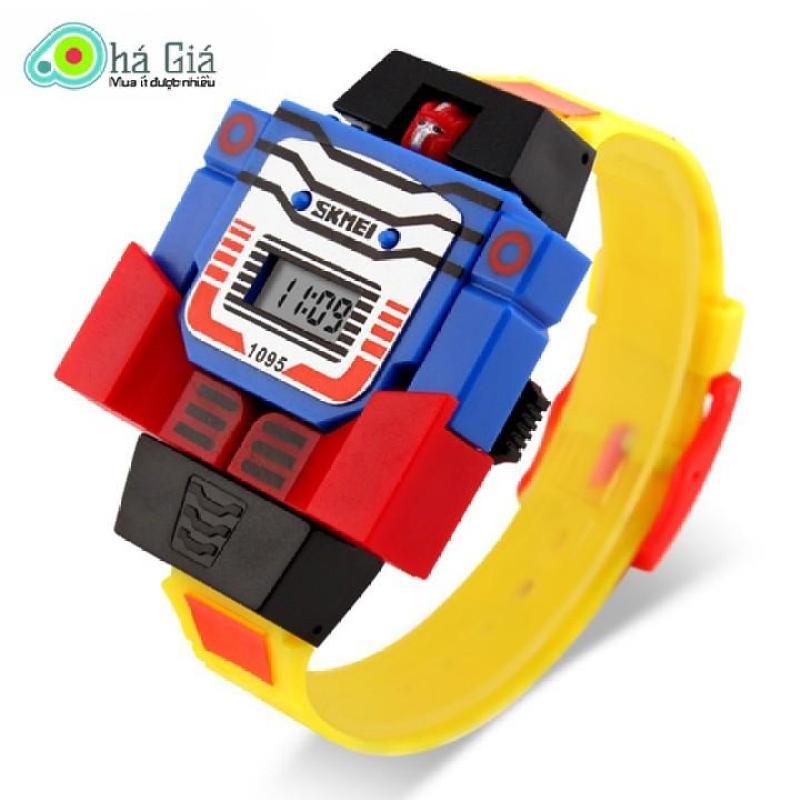 Nơi bán Đồng Hồ trẻ em SKMEI 1095 Robot Biến Hình - DHA691