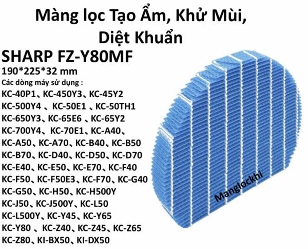 Bảng giá Màng tạo ẩm Sharp FZ-Y80MF Điện máy Pico