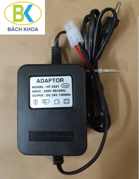 Adapter 24V 1.2A (VN) dùng cho máy phun sương, máy lọc nước