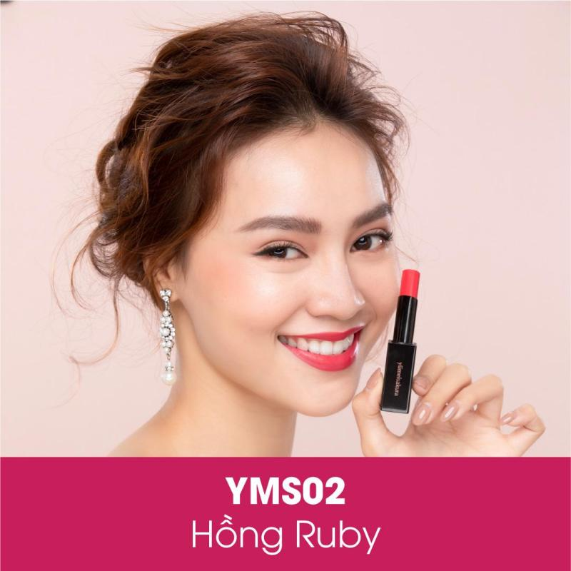 Son Dưỡng Collagen Yumeisakura Ruby 02