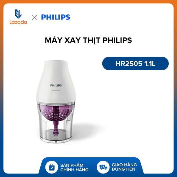 Máy Xay Thịt Philips HR2505 1.1L- Hàng phân phối chính hãng