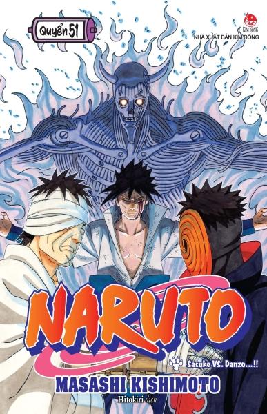 Fahasa - Naruto Tập 51