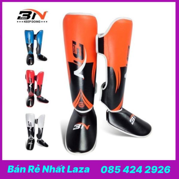 Giáp bảo hộ võ thuật, giáp bảo hộ chân bn chính hãng - bảo hành 12 tháng, chất liệu PU cao cấp, giúp hạn chế tối đa và chấn thương khi thi đấu