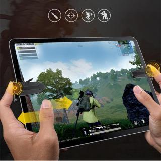 Nút chơi game trên Ipad Game L1R1 Shooter chuyên nghiệp cho game PUBG hãng Baseus - Phân phối bởi Vietstore thumbnail