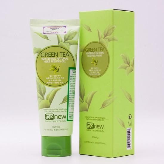Tẩy da chết chiết xuất trà xanh Hàn Quốc Benew Green Tea Peeling Gel (120ml)