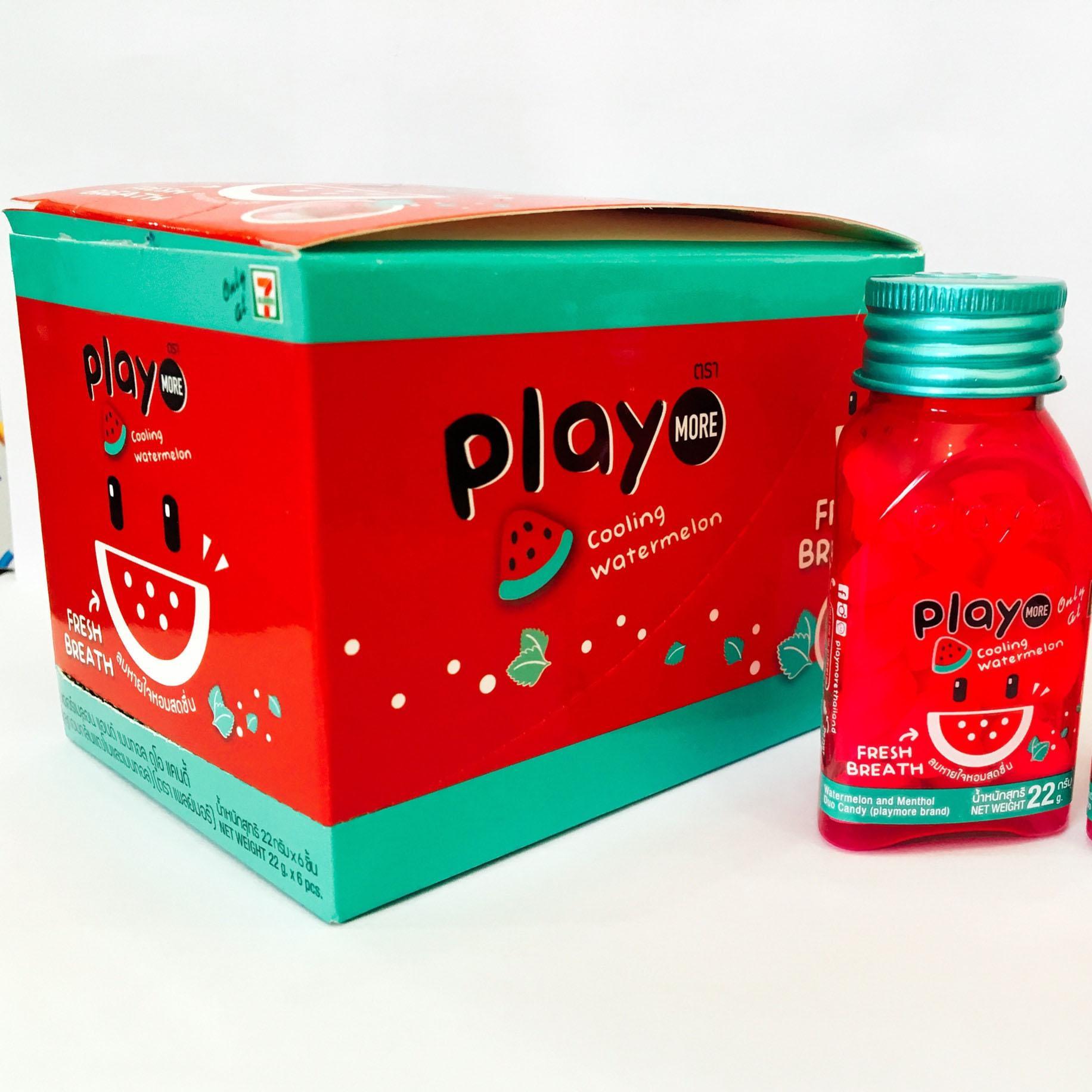 Combo 3 hủ kẹo dưa hấu Thái Lan
