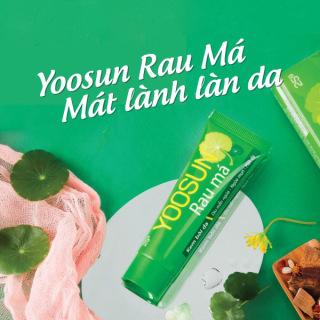 Yoosun Rau Má - Kem Ngừa Mụn, Giảm Thâm Từ Thảo Dược thumbnail