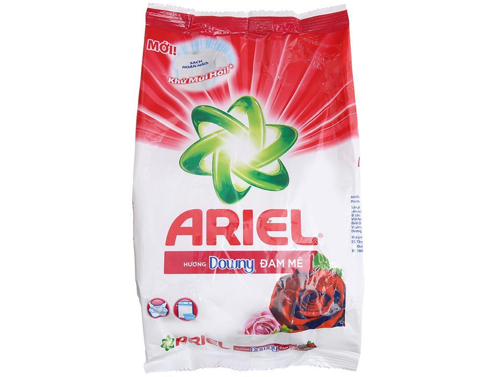 Bột Giặt Ariel Downy Hương Đam Mê Bịch 650g