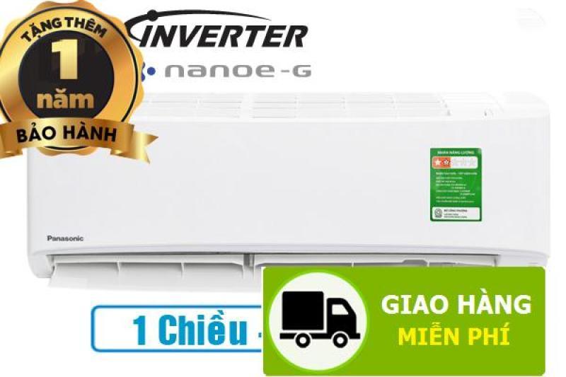 Bảng giá Máy lạnh 1,5hp inverter Panasonic PU12PKH-8