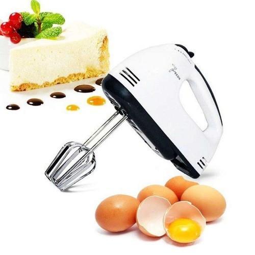 Máy Đánh Trứng Cầm Tay 7 Cấp Tốc Độ