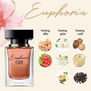 [HCM]Nước hoa nữ Lua Euphoria - QUYẾN RŨ VÀ BÍ ẨN (30ML) thumbnail