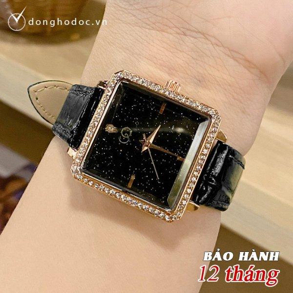 Đồng hồ Nữ GUQI 1162 Nhỏ Xinh Phù Hợp Cố Tay Việt Nam - Tặng kèm Pin ĐH dự phòng bán chạy