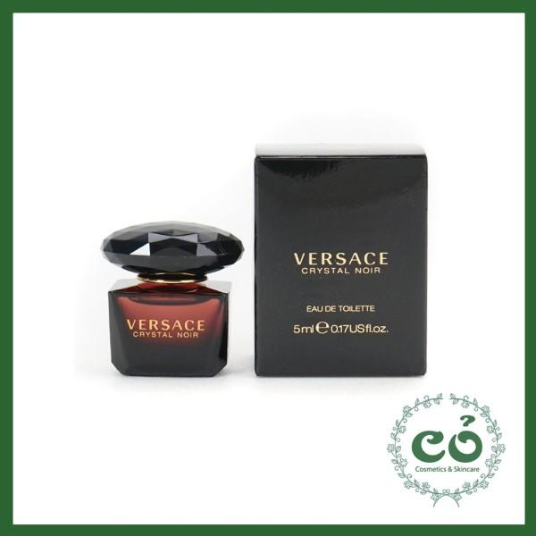 Nước hoa Versace Crystal Noir EDT (mini 5ml)