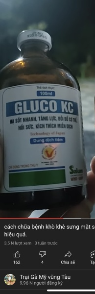GLUCO KC 100ML