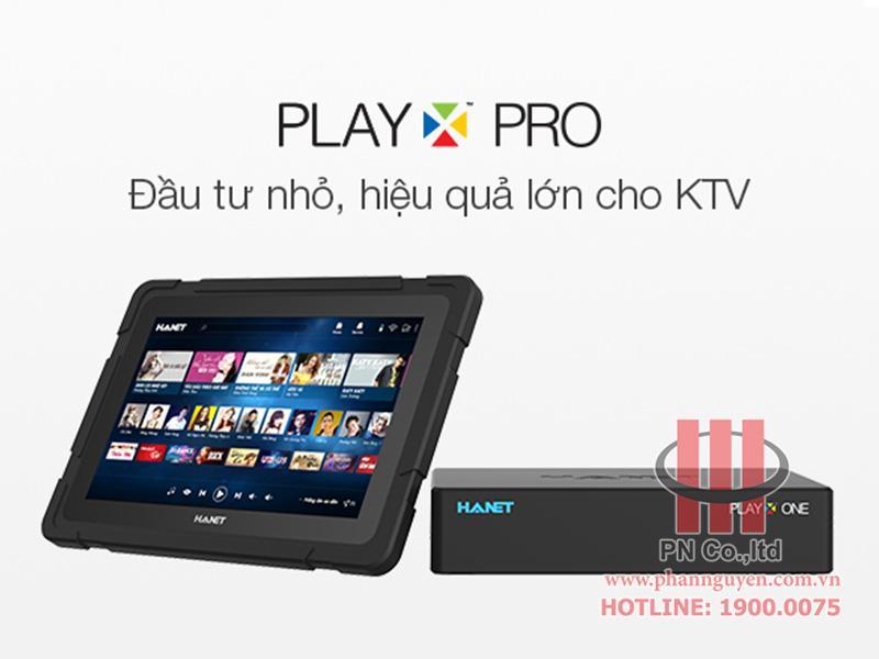 Đầu karaoke VOD Hanet PlayX Pro 4TB
