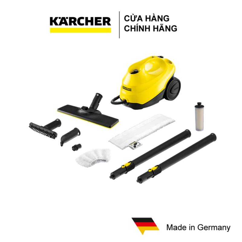 Máy làm sạch và lau sàn Karcher SC 3 easyfix