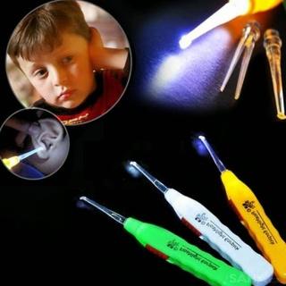 (HÀNG HOT) Dụng cụ lấy Ráy Tai Có Đèn Pin cao Cấp - Sử dụng dễ dàng an toàn cho mọi ngưòi, Đảm bảo vệ sinh sạch sẽ cho đôi tai của bạn 4