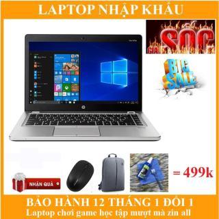 LAPTOP HP 9470M I5 RAM 4G HDD 500G.. Gía rẻ siêu bất ngờ. thumbnail