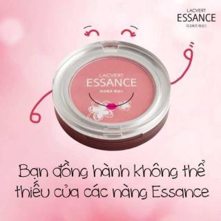 Phấn má hồng 2 tầng essance lacvert cao cấp Hàn Quốc 4g thumbnail