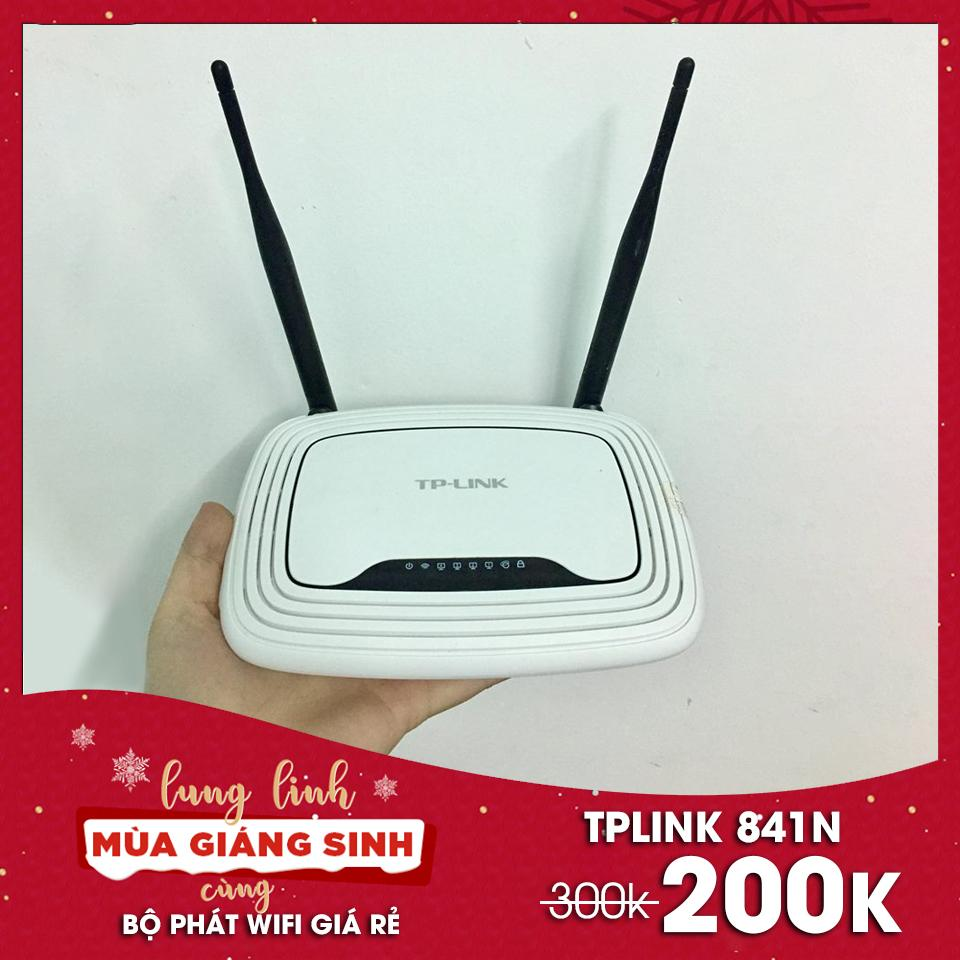 Giá Bộ Phát Wifi TPLink 841 Tốc Độ 300Mbps like new