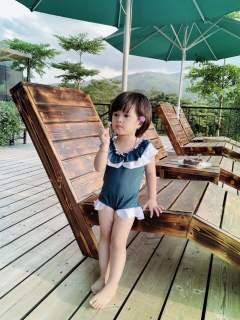 Bikini cho bé gái- Đồ đi bơi đi biển cho bé gái 8-20kg thumbnail