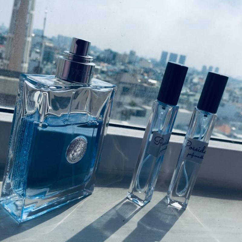 [Mẫu Thử 10ml] Nước Hoa Nam Versace Pour Homme EDT - Chuẩn Authentic