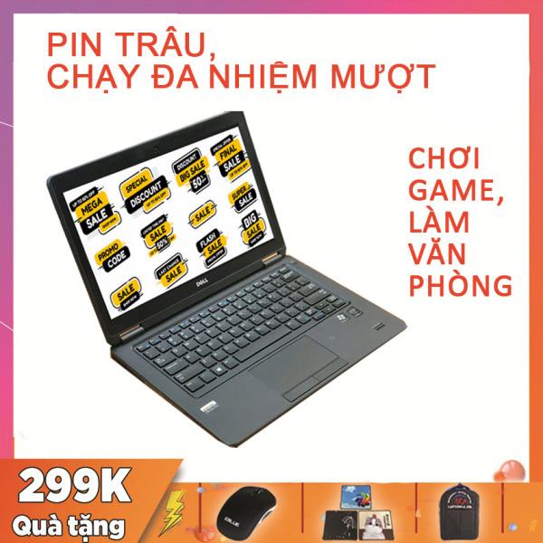 Bảng giá [Trả góp 0%]Laptop Đồ Họa Laptop Chơi Game Dell Latitude 7250 i7-5600U VGA Intel HD Graphics 5500 Màn 12.5 HD Laptop Dell Phong Vũ