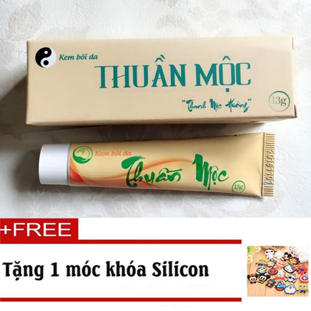 Da liễu Thanh Mộc Hương (Da liễu Thuần Mộc mới)- Tặng móc khóa Silicon