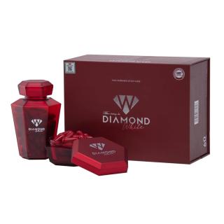 (hàng cty đúng giá) Viên trắng da Diamond white ngo c trinh -mua 3 hộp tặng 1 đông trùng linh chi giá 1290k thumbnail