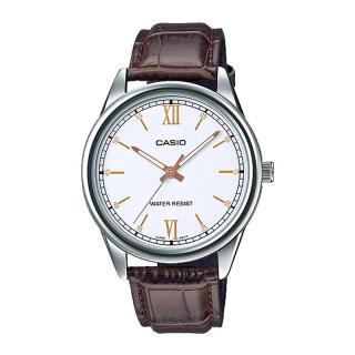 Đồng hồ nam Casio MTP-V005L-7B3UDF Dây da nam tính thumbnail