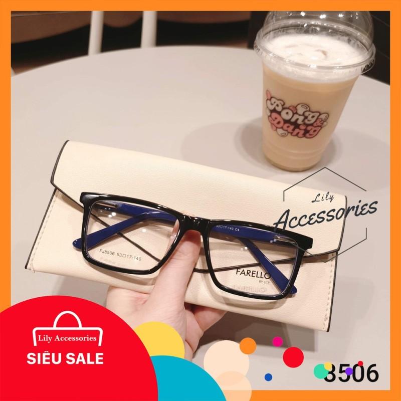 Giá bán Gọng kính cận thời trang  Gọng cận vuông 8506