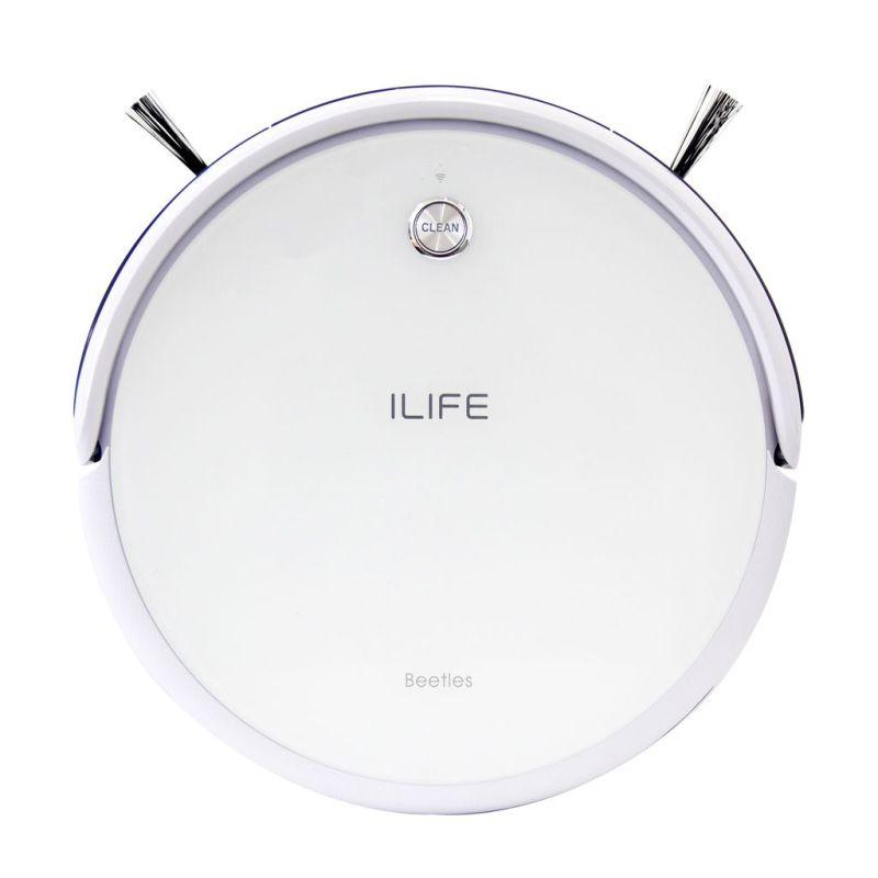 iLife X451 Max Robot hút bụi lau nhà Chính Hãng