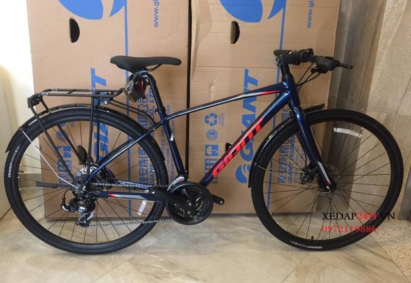 Phân phối xe đạp thể thao đường phố GIANT ESCAPE 2 CITY 2020