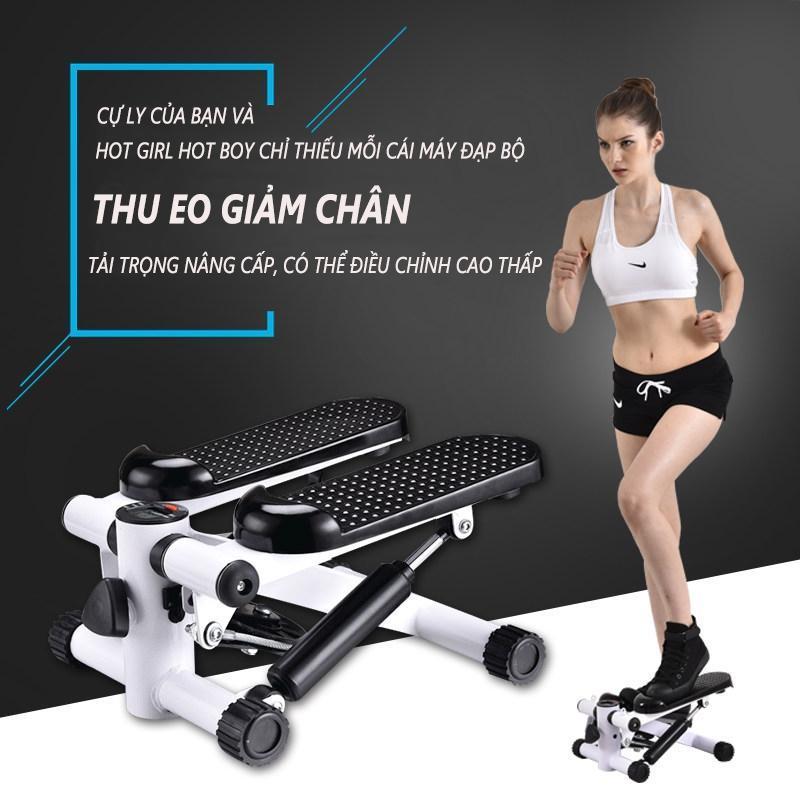 Máy chạy bộ giảm cân tại nhà  Máy chạy bộ đa năng giảm cân, giảm mỡ mini