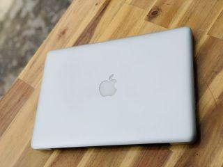 Macbook Pro MD102 13,3inch , Core i7 8G SSD128+500G Đẹp zin Giá rẻ thumbnail