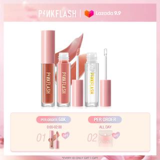 PINKFLASH OhMyGloss Moisturizing Shine Shimmer Plumping Long-lasting Waterproof Moisturizing Easy To Wear Lip Care Gloss thumbnail