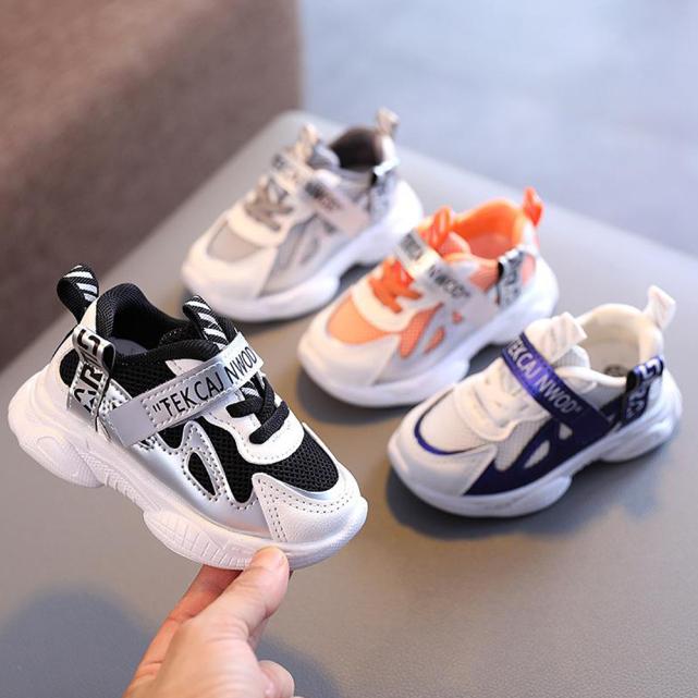 Giày Thể Thao, Giày Sneaker Cá Tính Cho Bé Trai/ Bé Gái giá rẻ