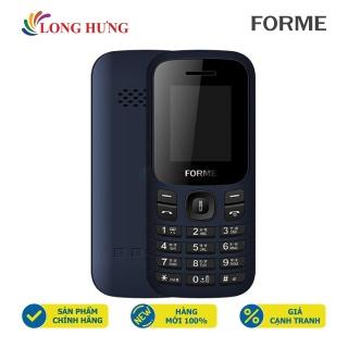 Điện thoại Forme U30 New - Hàng chính hãng - Màn hình 2.4 inch, Mp3, Mp4, Radio FM, 2 Sim 2 Sóng, Pin 1500mAh thumbnail