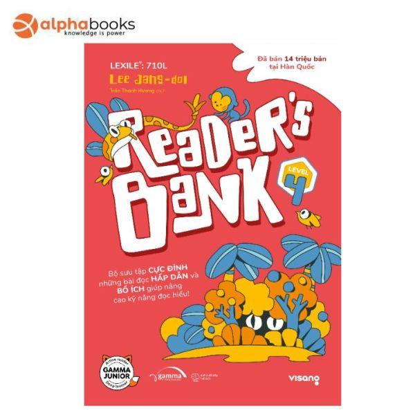 Sách Alphabooks - Readers Bank Level 4