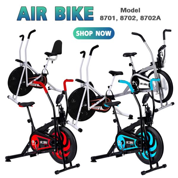 GYM - Xe đạp tập thể dục trong nhà đầy tiên ích, ưa chuộng hot nhất năm